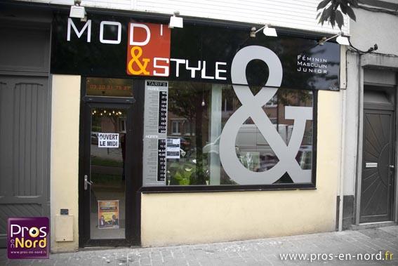 Salon de coiffure lille mod and style for Salon de lille